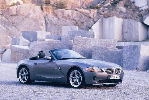 BMW Z4 Roadster E85 I