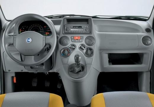 FIAT Panda II hatchback tablica rozdzielcza