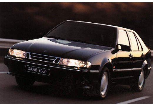SAAB 9000 hatchback przedni lewy