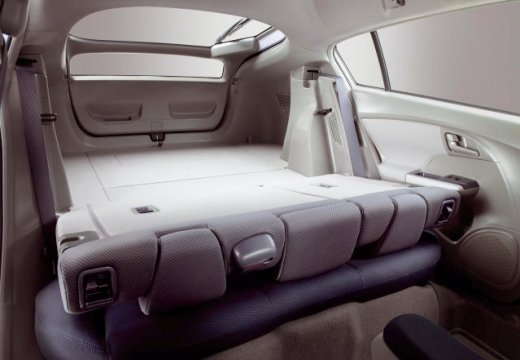 HONDA Insight hatchback wnętrze