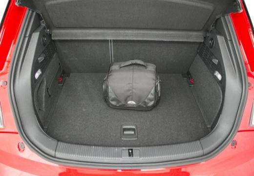 AUDI A1 Sportback II hatchback przestrzeń załadunkowa