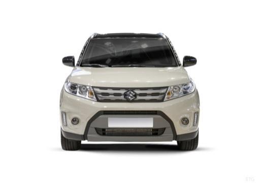 SUZUKI Vitara II hatchback biały przedni