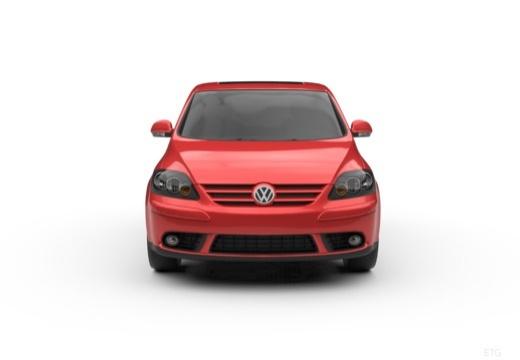 VOLKSWAGEN Golf V Plus hatchback przedni