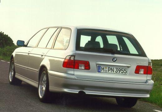 BMW Seria 5 Touring E39/4 kombi silver grey tylny lewy