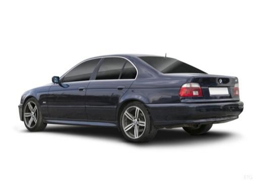 BMW Seria 5 sedan tylny lewy