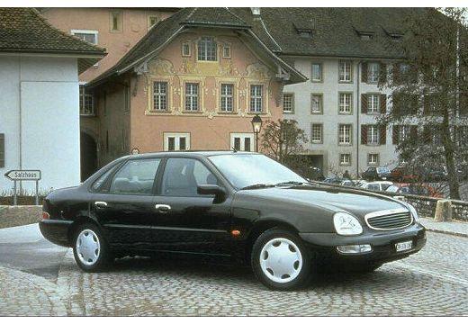 FORD Scorpio 2.5 TD Ghia Sedan II 125KM (diesel)