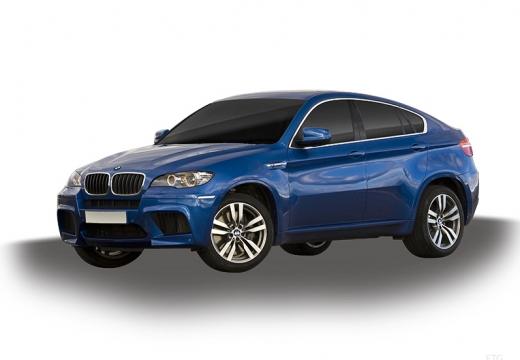 BMW X6 hatchback niebieski jasny
