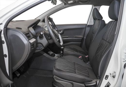 KIA Picanto IV hatchback wnętrze