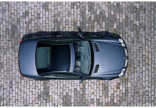 MERCEDES-BENZ Klasa SL SL 230 I roadster czarny górny przedni