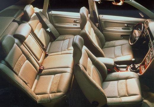 VOLVO S70 I sedan wnętrze