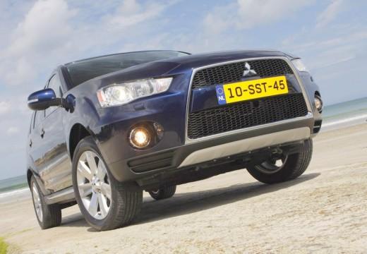 MITSUBISHI Outlander 2.0 Intense + NAVI 2WD EU5 Kombi III 147KM (benzyna)