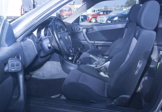 ALFA ROMEO GTV coupe wnętrze
