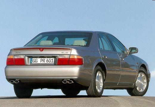 CADILLAC Seville sedan silver grey tylny prawy