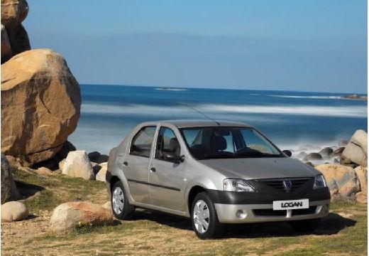 DACIA Logan 1.6 Laureate Arctica Sedan I 90KM (benzyna)