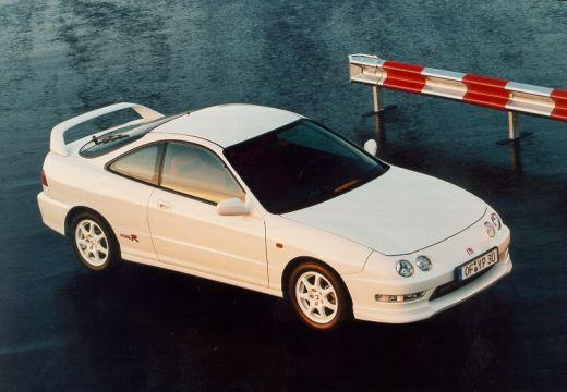 HONDA Integra coupe biały przedni prawy
