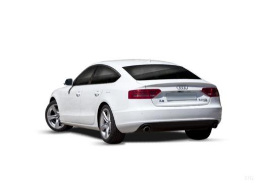 AUDI A5 hatchback tylny lewy