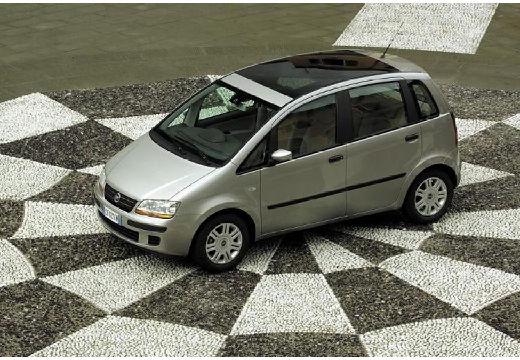 FIAT Idea kombi silver grey przedni lewy