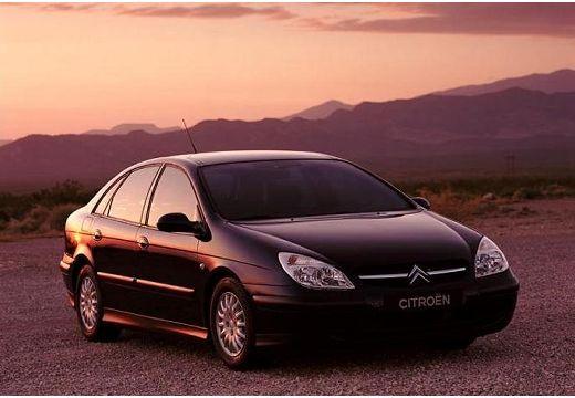 CITROEN C5 I hatchback czarny przedni prawy