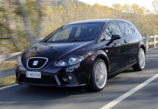 seat leon 2 0 tsi cupra hatchback iii 240km 2009. Black Bedroom Furniture Sets. Home Design Ideas
