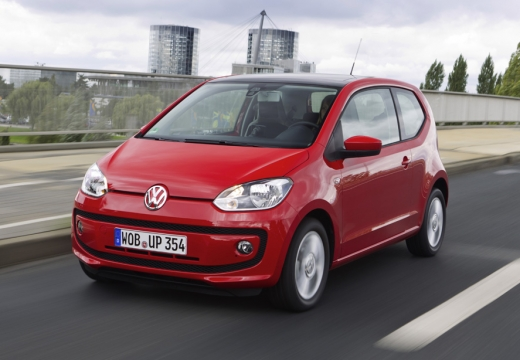 VOLKSWAGEN up 1.0 high CityLine Hatchback I 75KM (benzyna)