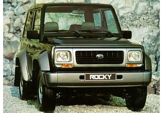 DAIHATSU Rocky 2.8 TD Wagon Kombi I 102KM (diesel)