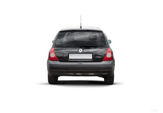 RENAULT Clio II II hatchback tylny