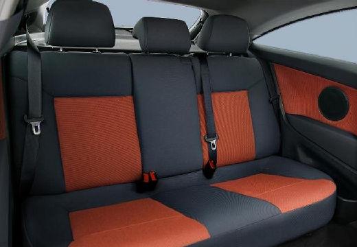 OPEL Astra III GTC I hatchback wnętrze
