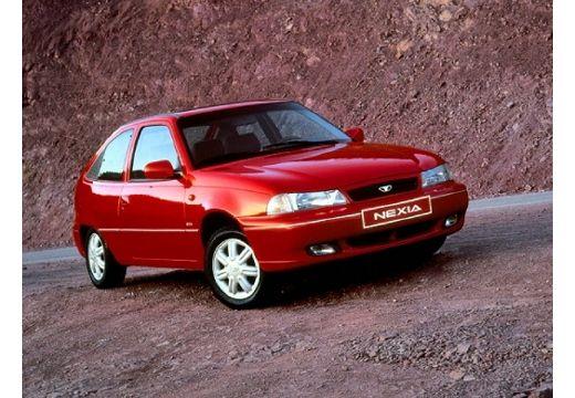 DAEWOO / FSO Nexia hatchback czerwony jasny przedni prawy