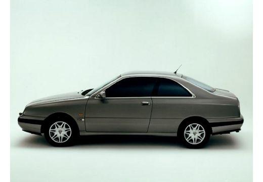 LANCIA Kappa coupe szary ciemny boczny lewy