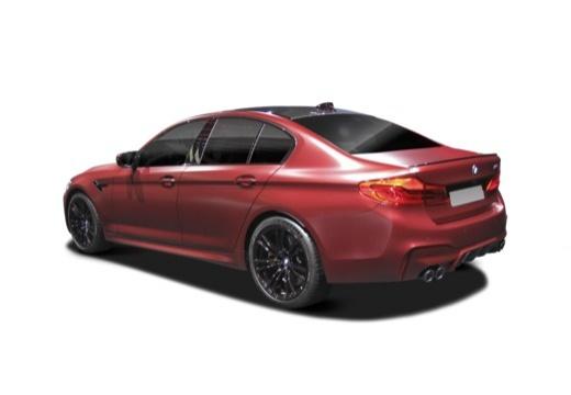 BMW Seria 5 G30 sedan tylny lewy