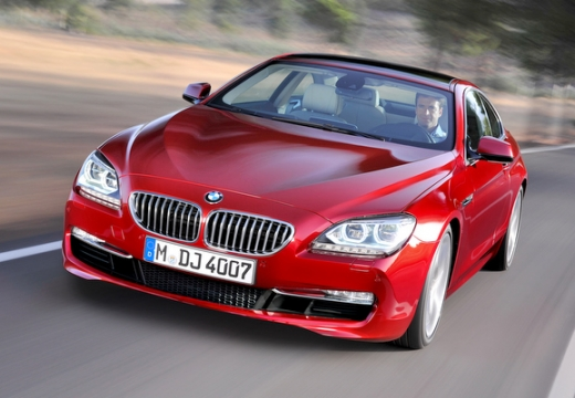 BMW 640d xDrive M Sport Edition Coupe F13 I 3.0 313KM (diesel)