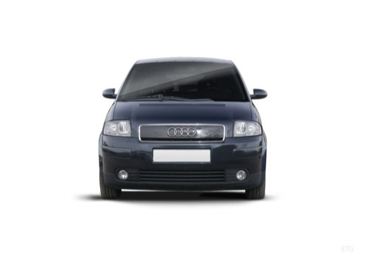 AUDI A2 hatchback przedni