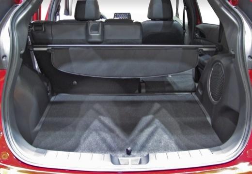 MITSUBISHI Eclipse Cross hatchback przestrzeń załadunkowa