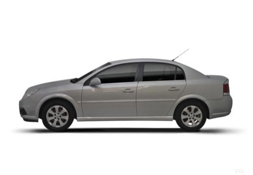 OPEL Vectra C II sedan boczny lewy