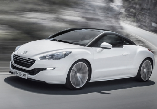 PEUGEOT RCZ 1.6 THP Magnetic Coupe II 200KM (benzyna)