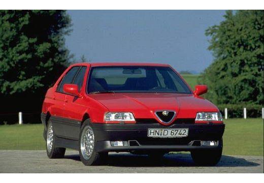 ALFA ROMEO 164 I sedan przedni prawy