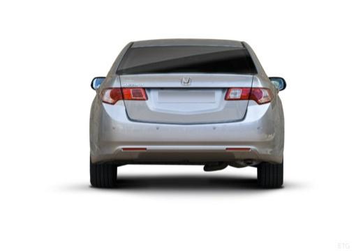 HONDA Accord VII sedan silver grey tylny