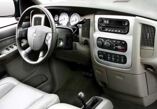 DODGE RAM 2500 IV pickup wnętrze