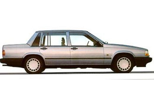 VOLVO 740 2.4TD GLE Sedan I 109KM (diesel)