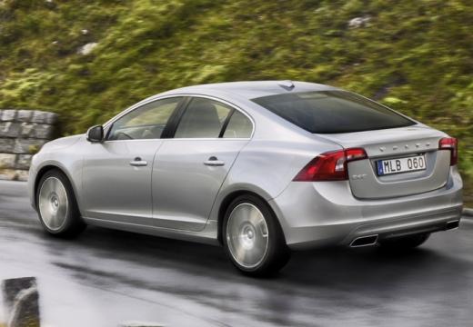 VOLVO S60 V sedan silver grey tylny lewy