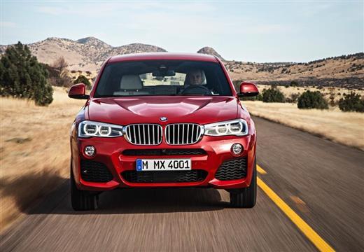 BMW X4 kombi