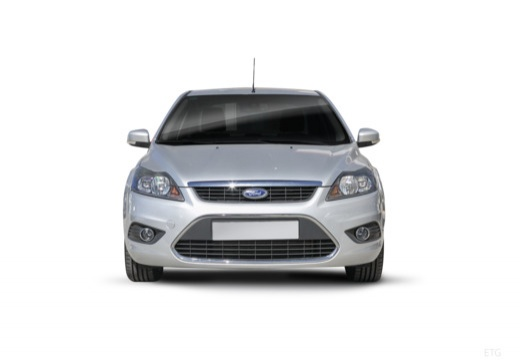FORD Focus IV sedan silver grey przedni