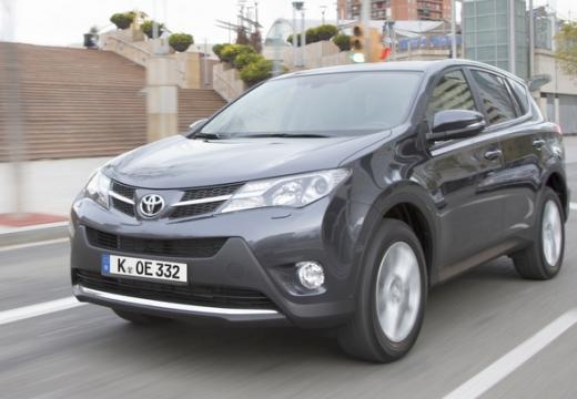 Toyota RAV4 2.2 D-4D Prestige Kombi VII 2.3 150KM (diesel)