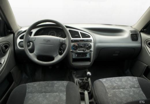 DAEWOO / FSO Lanos FSO hatchback tablica rozdzielcza