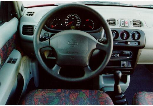 NISSAN Micra III hatchback tablica rozdzielcza