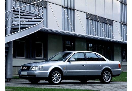 AUDI A6 /S6 C4 sedan silver grey przedni lewy