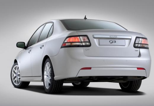 SAAB 9-3 Sport Griffin sedan silver grey tylny lewy
