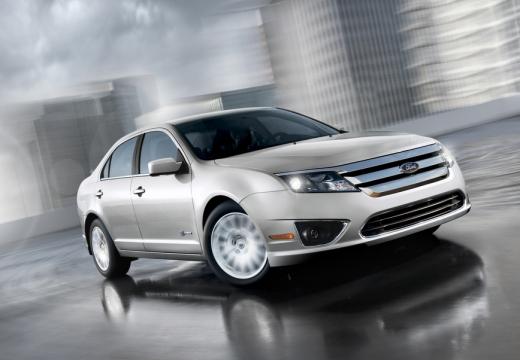 FORD Mondeo sedan silver grey przedni prawy