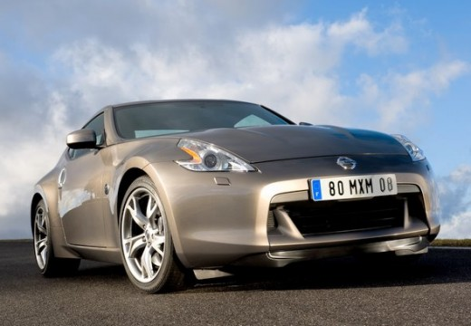 NISSAN 370 Z 3.7 V6 Black Edition Coupe I 328KM (benzyna)