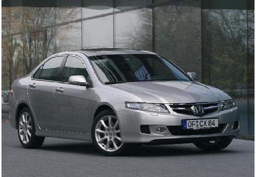 HONDA Accord VI sedan silver grey przedni prawy